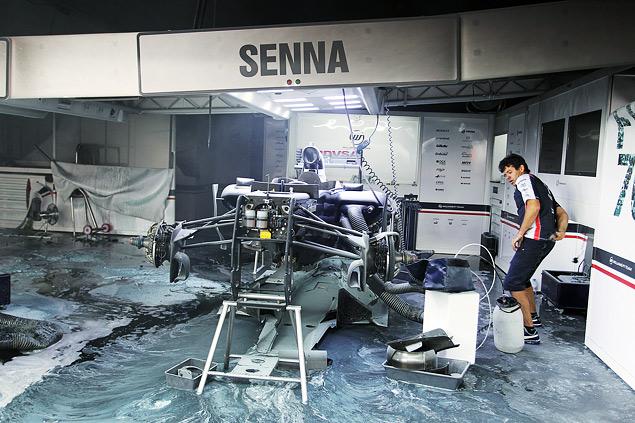 Фотографы Формулы-1 о своих лучших снимках. Фото 6