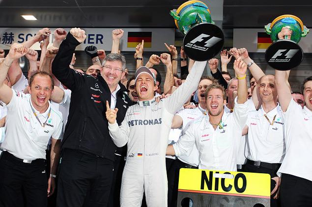 Фотографы Формулы-1 о своих лучших снимках. Фото 7