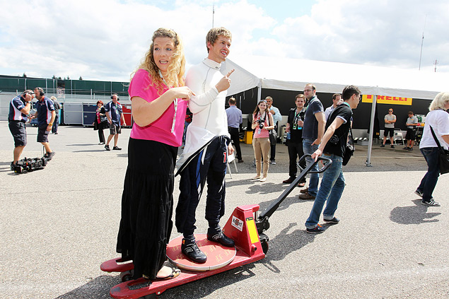 Фотографы Формулы-1 о своих лучших снимках. Фото 9