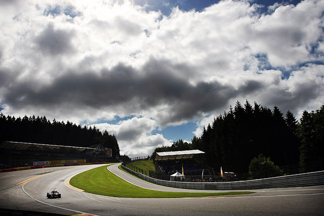 Фотографы Формулы-1 о своих лучших снимках. Фото 14