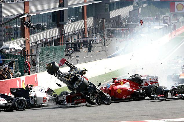 Фотографы Формулы-1 о своих лучших снимках. Фото 15