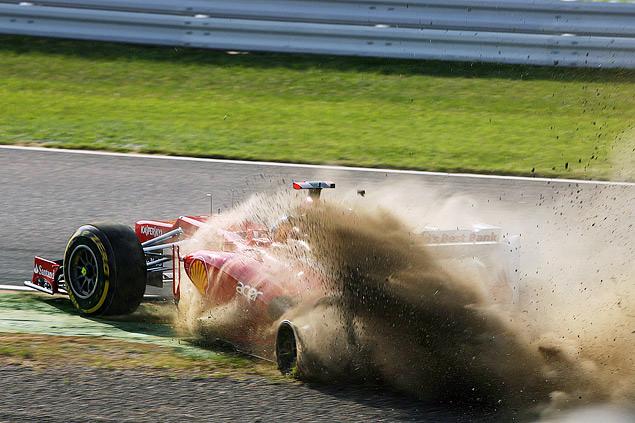 Фотографы Формулы-1 о своих лучших снимках. Фото 16