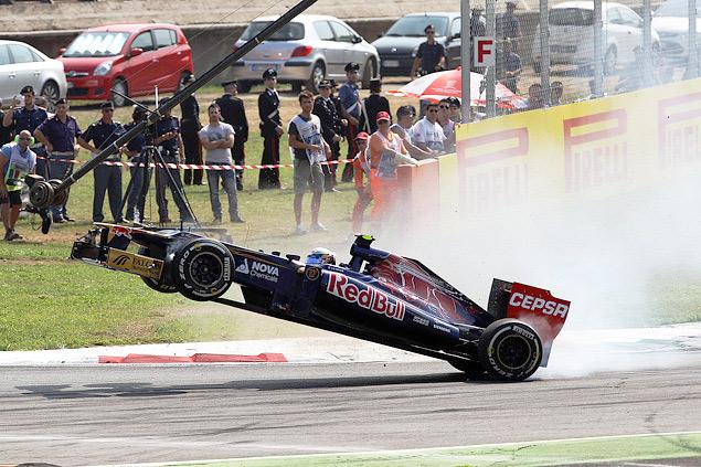 Фотографы Формулы-1 о своих лучших снимках. Фото 17