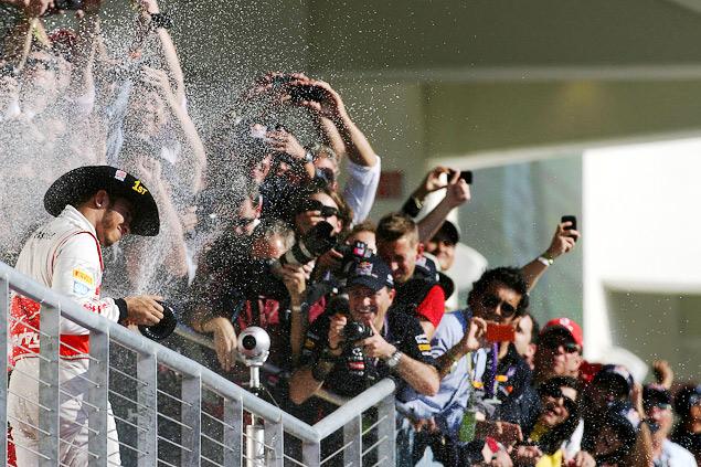 Фотографы Формулы-1 о своих лучших снимках. Фото 23