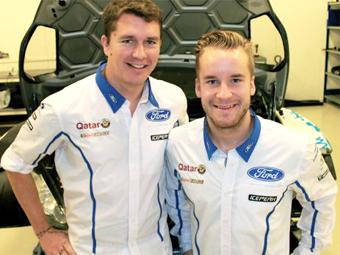 Остберг стал пилотом команды M-Sport