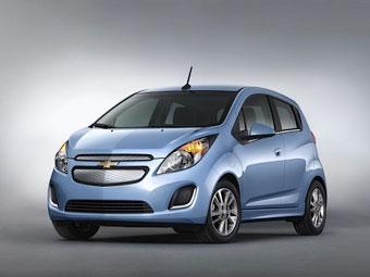 В Chevrolet подробно рассказали о маленьком электрокаре