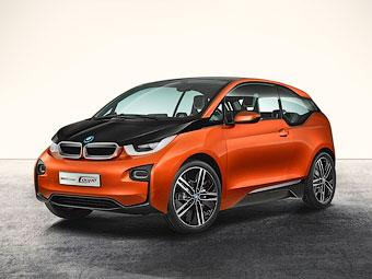 Электрокар BMW i3 превратился в купе