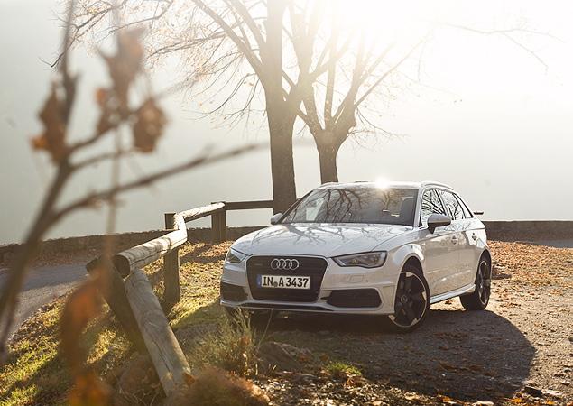 Почему пять дверей Audi A3 Sportback лучше, чем три