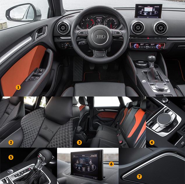 Почему пять дверей Audi A3 Sportback лучше, чем три. Фото 2