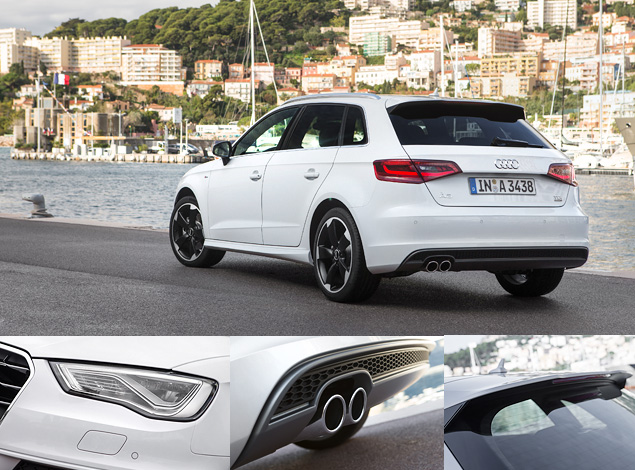 Почему пять дверей Audi A3 Sportback лучше, чем три. Фото 4