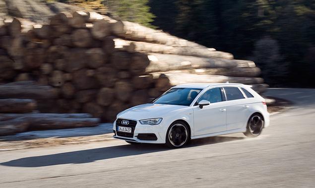 Почему пять дверей Audi A3 Sportback лучше, чем три. Фото 6