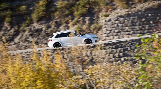 Почему пять дверей Audi A3 Sportback лучше, чем три. Фото 7