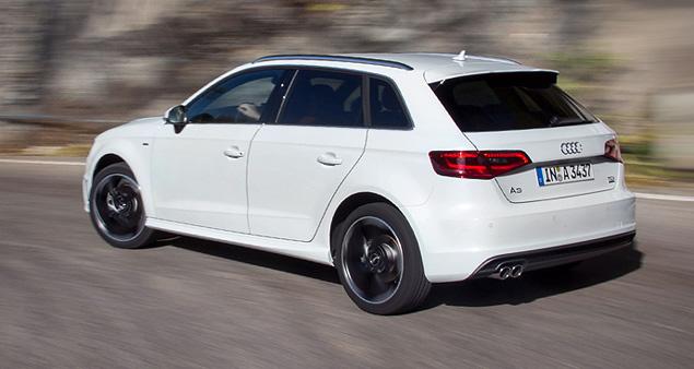 Почему пять дверей Audi A3 Sportback лучше, чем три. Фото 8