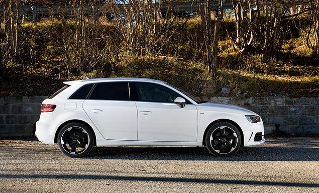 Почему пять дверей Audi A3 Sportback лучше, чем три. Фото 10