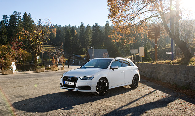 Почему пять дверей Audi A3 Sportback лучше, чем три. Фото 11