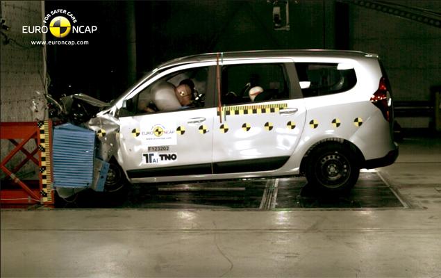 Euro NCAP опубликовала результаты краш-тестов 15 новых моделей