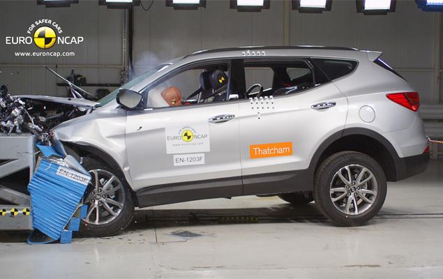 Euro NCAP опубликовала результаты краш-тестов 15 новых моделей. Фото 4
