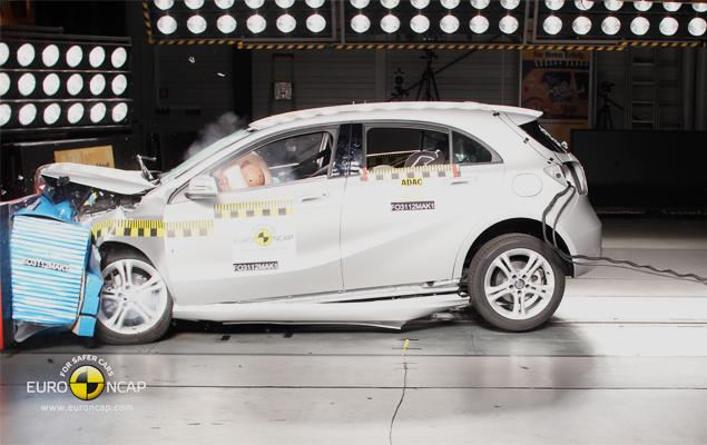 Euro NCAP опубликовала результаты краш-тестов 15 новых моделей. Фото 5