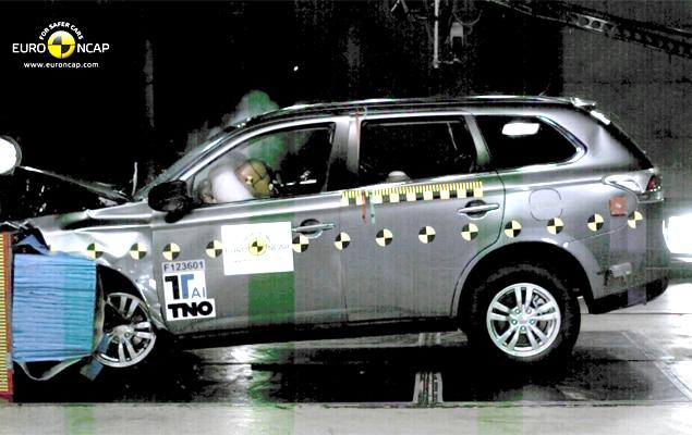 Euro NCAP опубликовала результаты краш-тестов 15 новых моделей. Фото 6