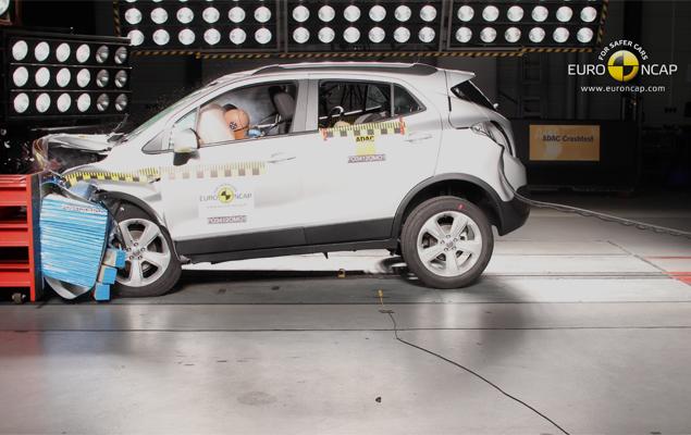 Euro NCAP опубликовала результаты краш-тестов 15 новых моделей. Фото 7