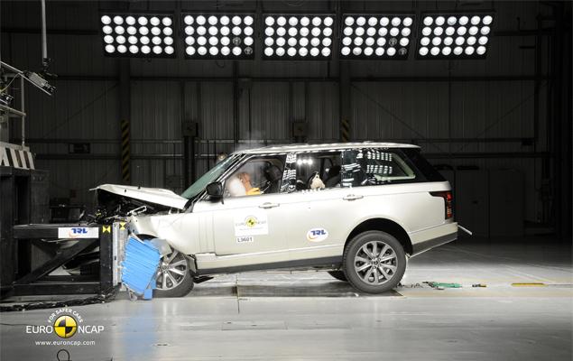 Euro NCAP опубликовала результаты краш-тестов 15 новых моделей. Фото 8