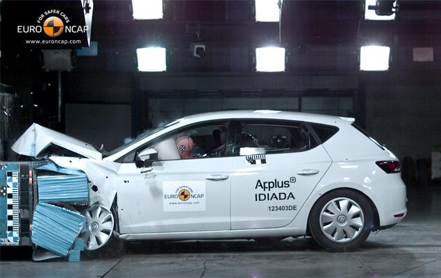 Euro NCAP опубликовала результаты краш-тестов 15 новых моделей. Фото 9