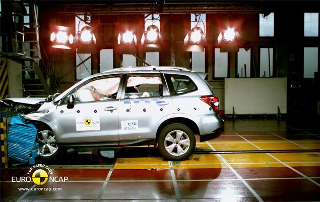 Euro NCAP опубликовала результаты краш-тестов 15 новых моделей. Фото 11