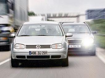 Немцы назвали самые раздражающие действия за рулем