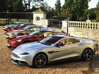 Aston Martin подтвердил переговоры о продаже части акций