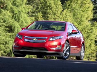 Владельцы Chevrolet Volt оказались самыми преданными