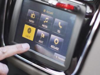 Российский Renault Duster получил мультимедийную систему