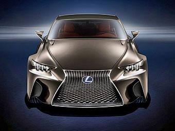 Lexus одобрил запуск в серию нового спорткупе