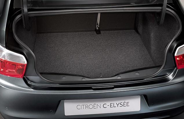 Что особенного в новом седане Citroen C-Elysee. Фото 2