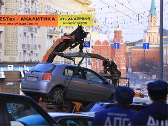 Москва захотела самостоятельно штрафовать за нарушения ПДД