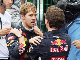 Red Bull заплатит FIA больше трех миллионов долларов