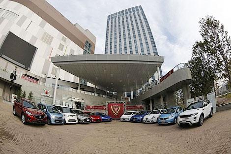 Победителем конкурса стал кроссовер Mazda CX-5