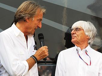 Президент Ferrari высмеял возраст промоутера Формулы-1