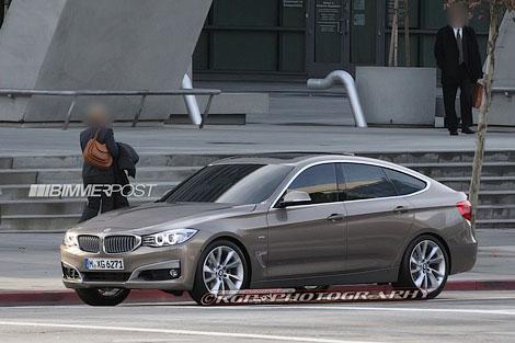 Версия GT была заснята во время официальной фотосессии. Фото 1