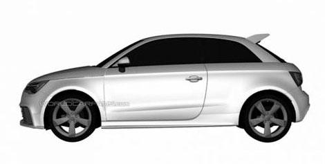Компания запатентовала дизайн версии RS1