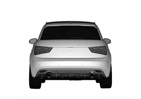 Компания запатентовала дизайн версии RS1. Фото 1