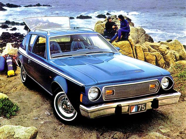 Пять американских автомобилей, провалившихся на рынке. Фото 12