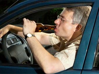 Пьяных водителей предложили штрафовать на 10 тысяч рублей
