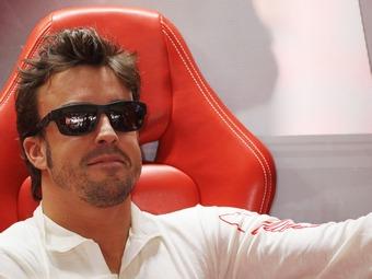Алонсо назвал себя одним из величайших гонщиков Формулы-1