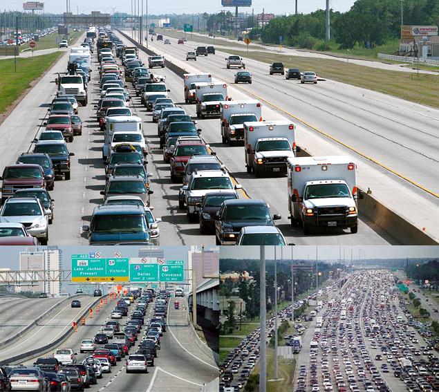 В каких странах мира дорожные пробки длиннее московских. Фото 5