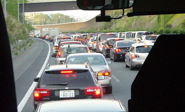 В каких странах мира дорожные пробки длиннее московских. Фото 7