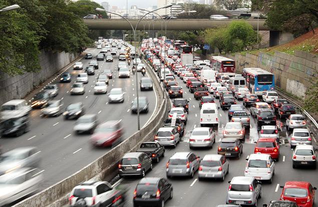 В каких странах мира дорожные пробки длиннее московских. Фото 9