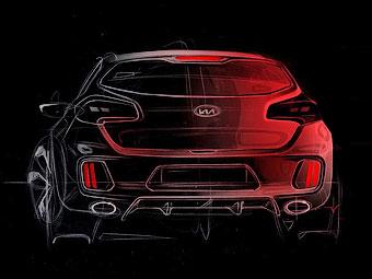 """""""Заряженный"""" Kia cee'd оказался медленнее VW Golf GTI"""