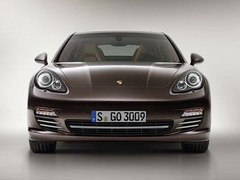 Глава Porsche подтвердил запуск в серию купе Panamera
