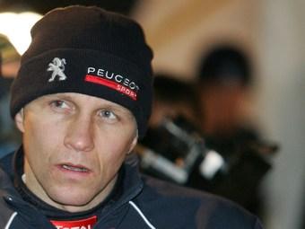 Петтер Сольберг пропустит следующий сезон WRC