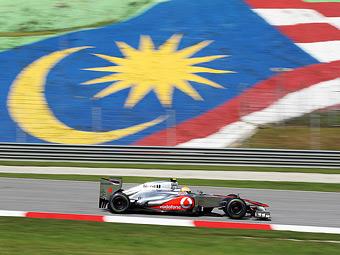 Совладелец McLaren построит в Малайзии автоспортивный комплекс